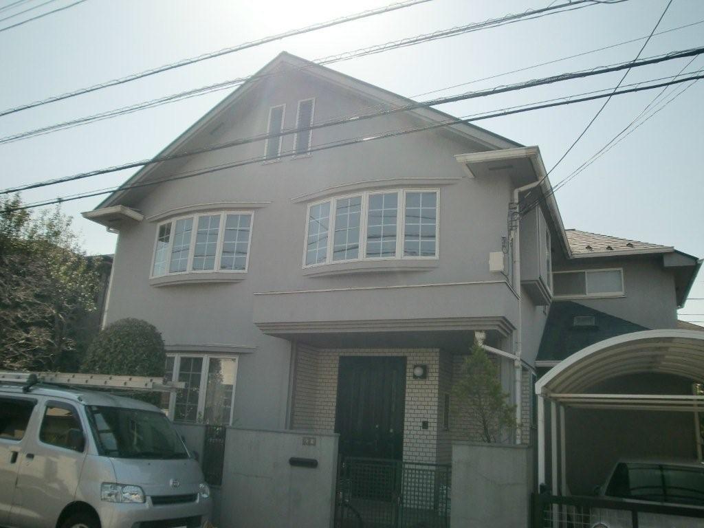 外壁 屋根塗装 が終了しました(東京都調布市)_e0207151_754458.jpg