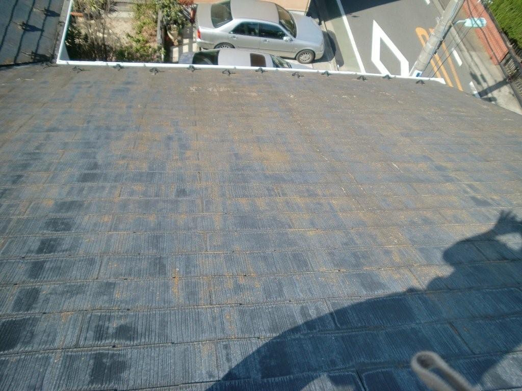 外壁 屋根塗装 が終了しました(東京都調布市)_e0207151_7553113.jpg