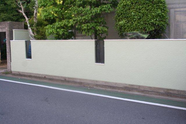 外壁 屋根塗装 が終了しました(東京都調布市)_e0207151_757668.jpg