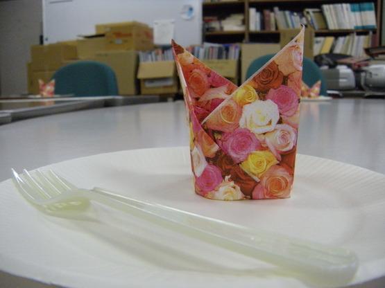 クリスマス 折り紙 紙ナプキン 折り方 : celticerin.exblog.jp