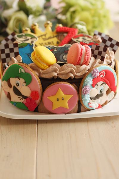 マリオカートのお誕生日ケーキ_f0149855_528246.jpg