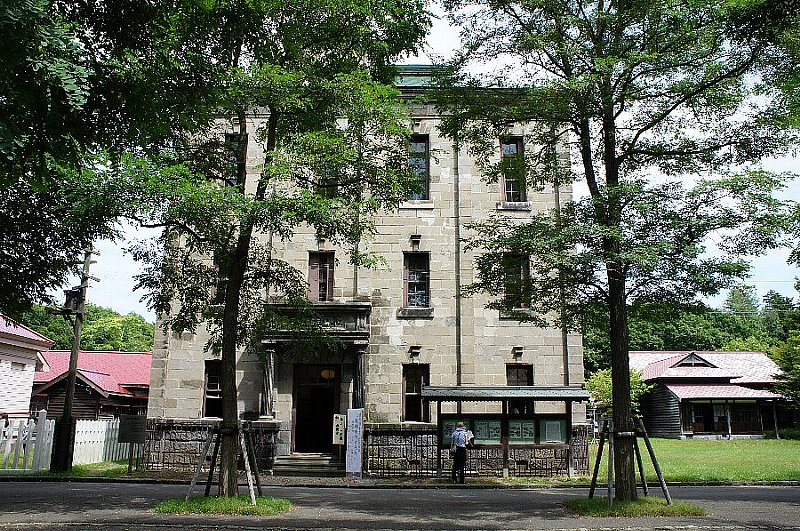北海道開拓の村 旧小樽新聞社_c0112559_21224382.jpg