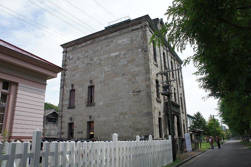 北海道開拓の村 旧小樽新聞社_c0112559_21242095.jpg