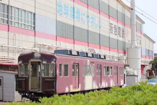 阪急正雀レポート 阪急9008Fなど_d0202264_23155127.jpg