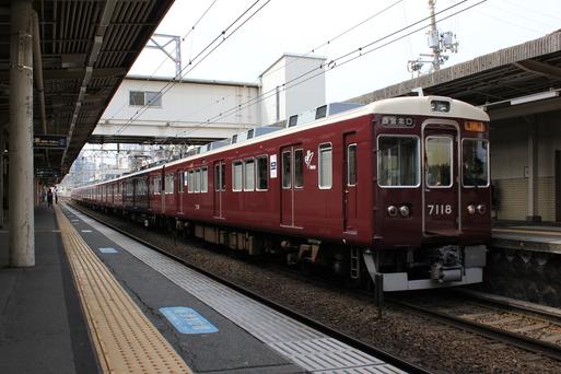 阪急7018F 西北急行_d0202264_711076.jpg