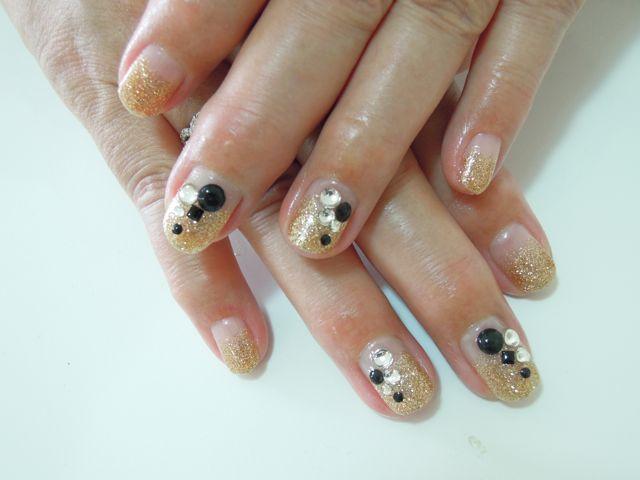 Gold Nail_a0239065_18561765.jpg