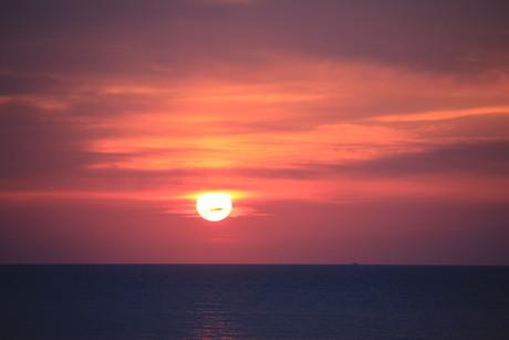 いい夕日に逢えました!_a0200771_12221440.jpg