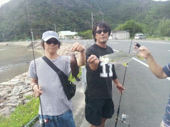 オヤジたちの集い 釣り紀行_f0074571_8101466.jpg