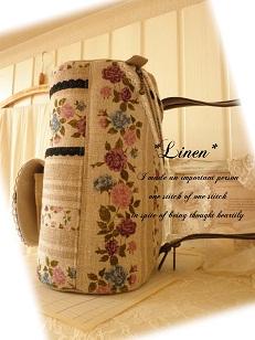 バニティ風bag??_a0246873_10445583.jpg