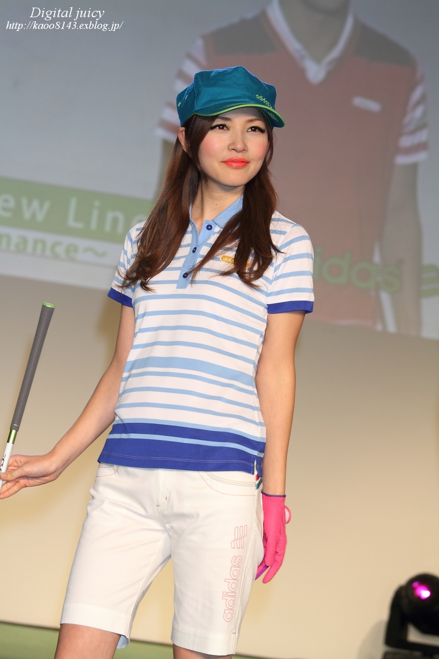 adidasGolf New Line - Fashion Perfomance - ・・・ パート3_c0216181_23193377.jpg