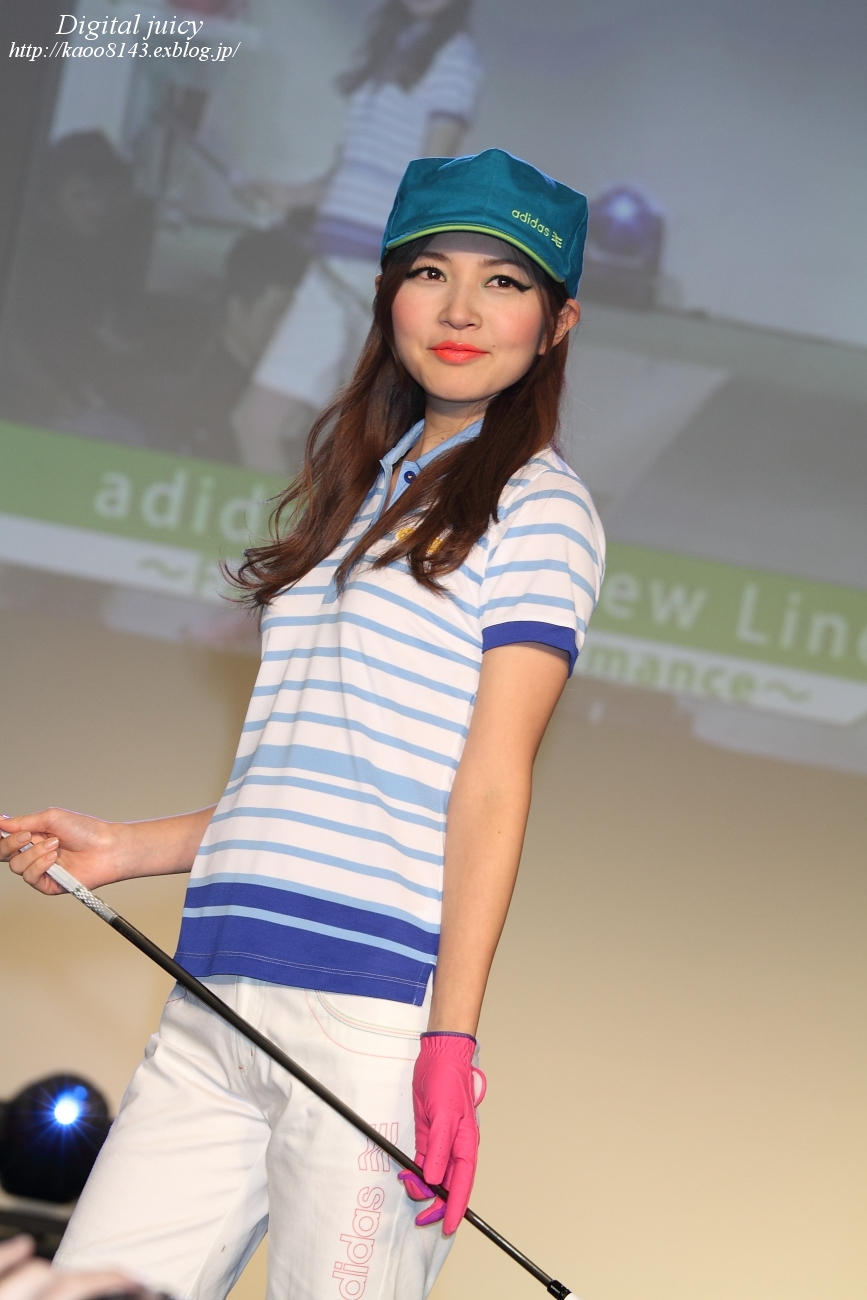 adidasGolf New Line - Fashion Perfomance - ・・・ パート3_c0216181_23194257.jpg
