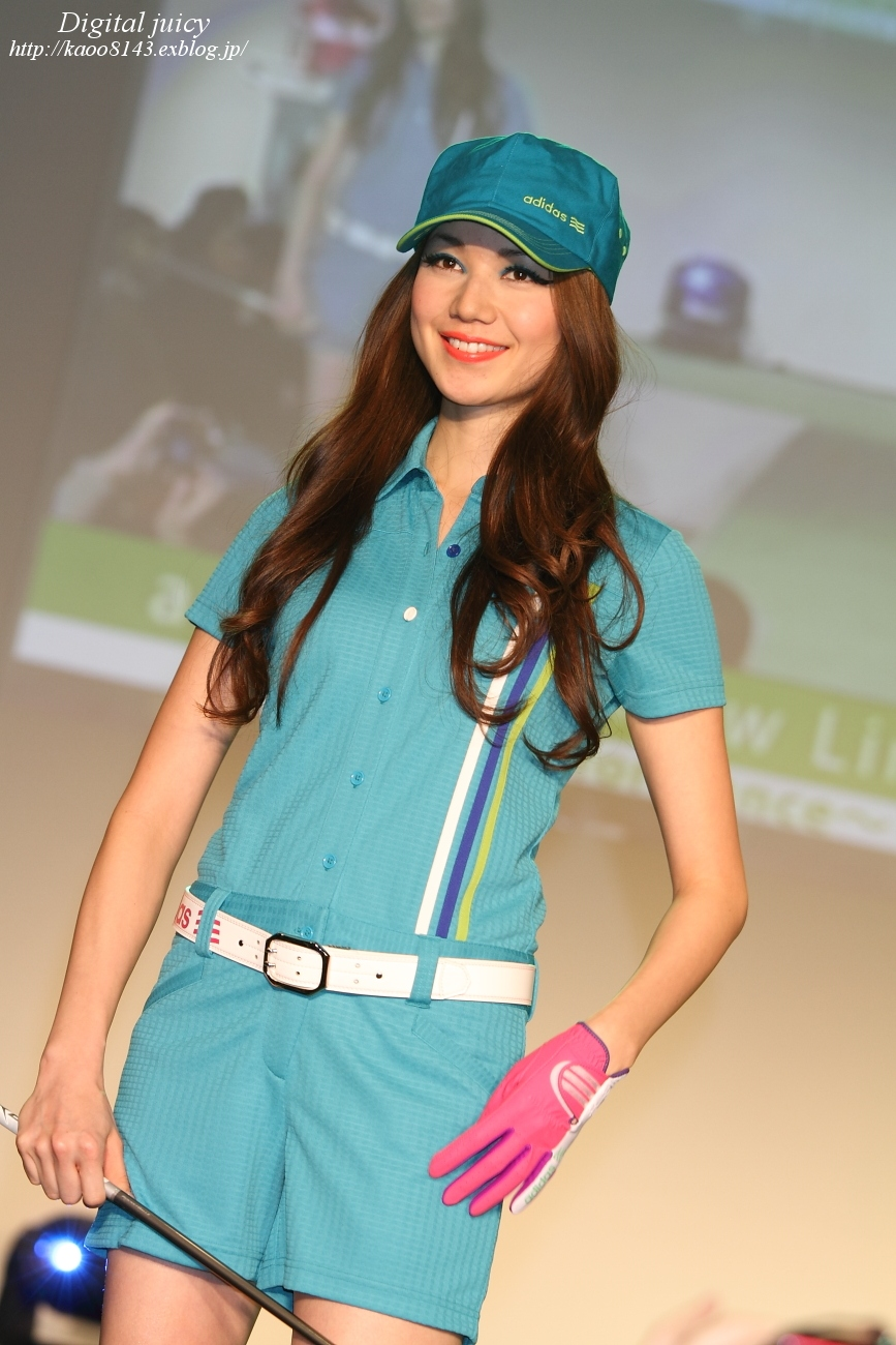 adidasGolf New Line - Fashion Perfomance - ・・・ パート3_c0216181_2319452.jpg