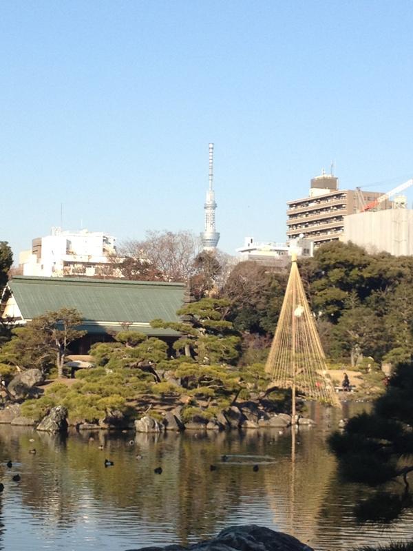 Y子のちょいと庭園めぐり~清澄庭園_b0172896_8462273.jpg