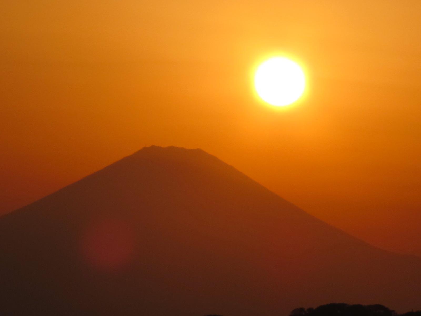 金色に耀く、ゴールデン富士・・・8_c0075701_21464148.jpg