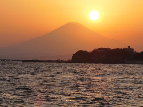 金色に耀く、ゴールデン富士・・・9_c0075701_21561365.jpg