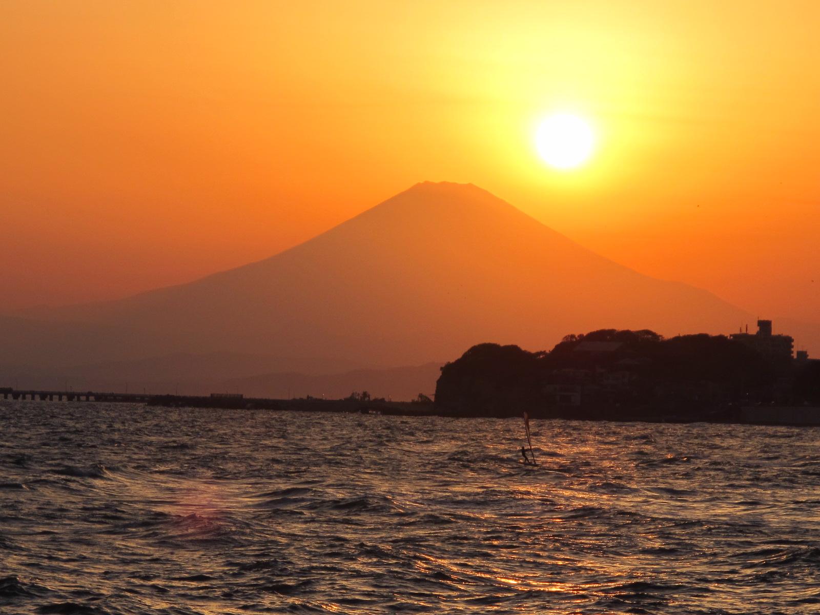 金色に耀く、ゴールデン富士・・・9_c0075701_21561522.jpg