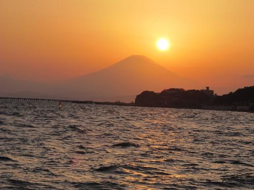 金色に耀く、ゴールデン富士・・・9_c0075701_21561875.jpg