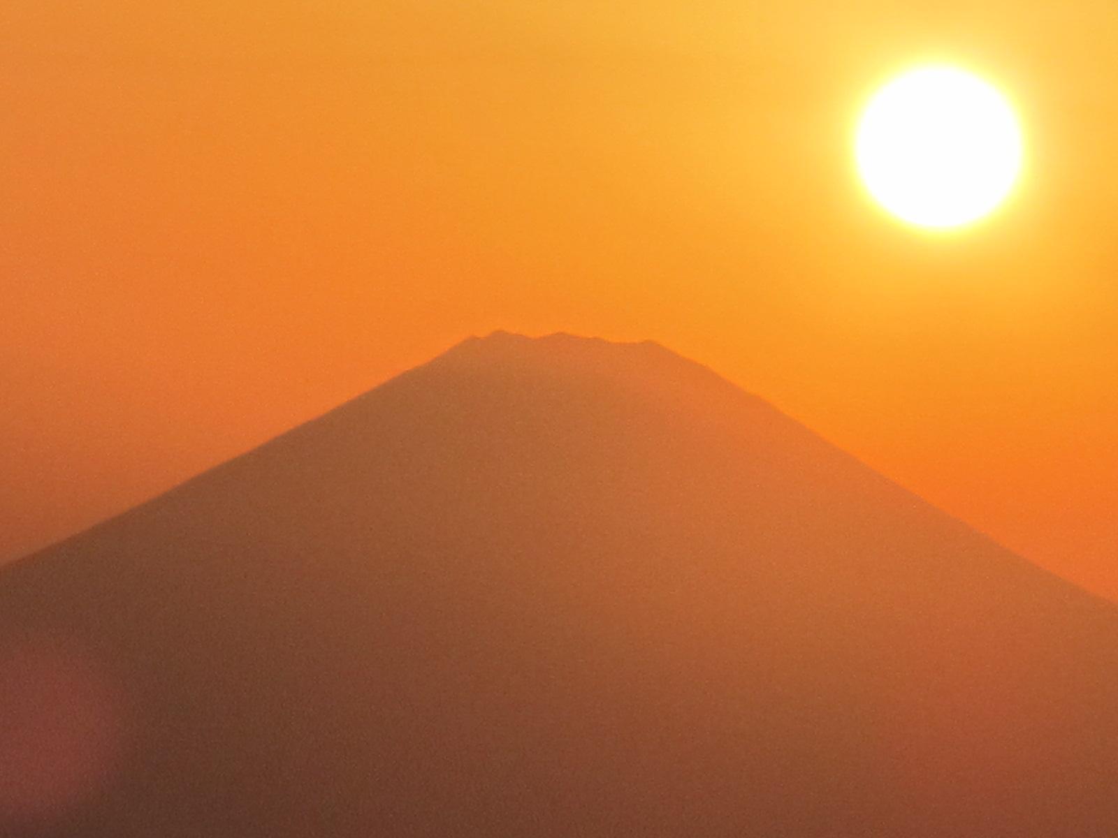 金色に耀く、ゴールデン富士・・・9_c0075701_2156212.jpg