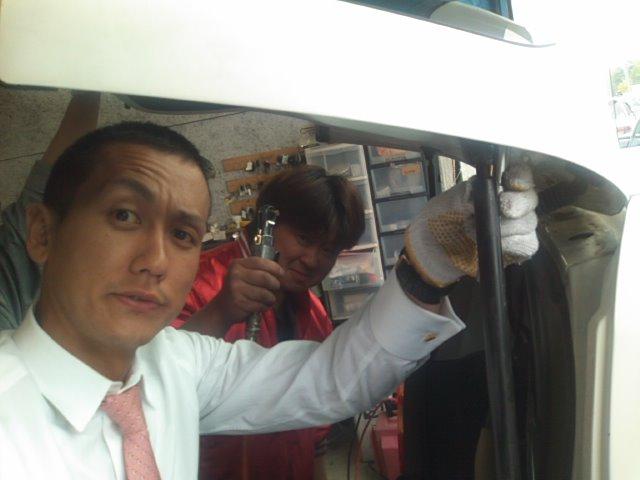 ランクルトミー札幌店(^o^)_b0127002_16185332.jpg