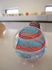 横田裕子ガラス作品展 始まりました_c0218903_8561869.jpg