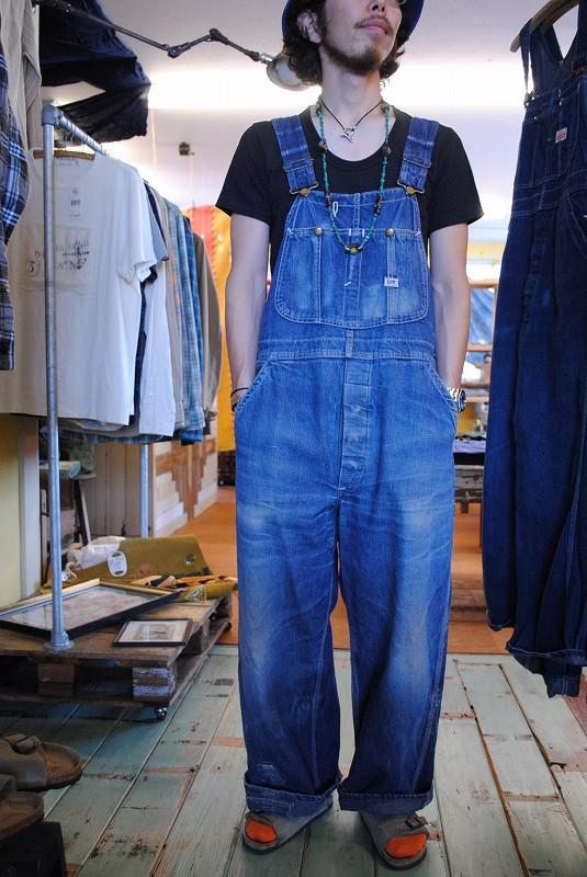 OLD Lee DENIM OVERALL -姫路SUNRAYS-_f0233425_14392937.jpg