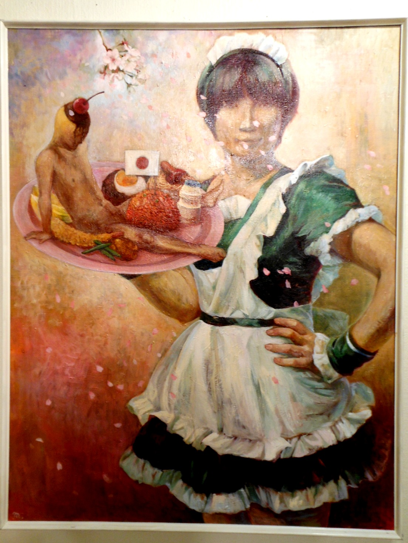 1778) 「HANA展」 たぴお 5月27日(日)~6月2日(土)_f0126829_045930.jpg