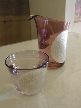 アキノヨーコ ガラス展  -  2_b0132442_18405621.jpg