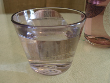 アキノヨーコ ガラス展  -  2_b0132442_184147.jpg