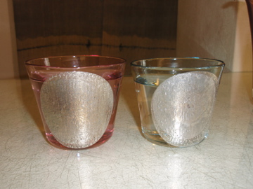 アキノヨーコ ガラス展  -  2_b0132442_18441148.jpg