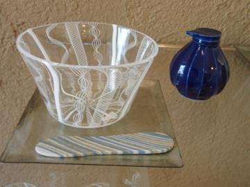 アキノヨーコ ガラス展  -  2_b0132442_1858318.jpg