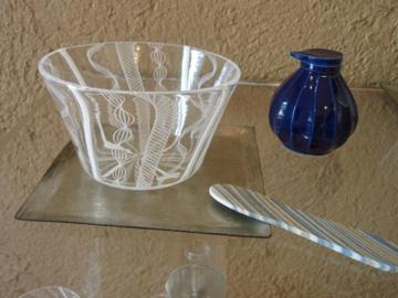アキノヨーコ ガラス展  -  2_b0132442_18584148.jpg