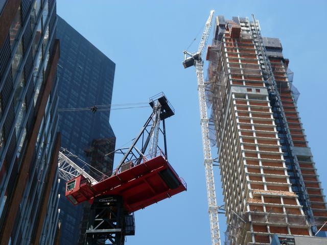 マンハッタン、57丁目の散歩、 :...