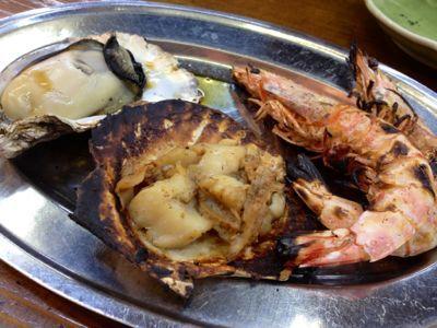 海鮮丼!_e0126046_8451929.jpg