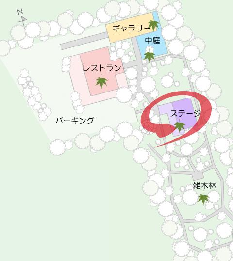 八ヶ岳 Atelier Junko テーブルコーディネート展2012(2)_c0181749_12202299.jpg