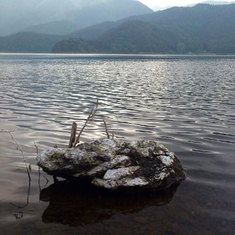 河口湖と富士山 Instagram & NEX-3 2012年_f0117059_1952279.jpg
