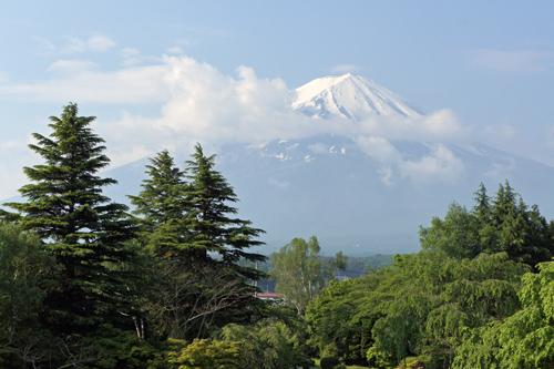 河口湖と富士山 Instagram & NEX-3 2012年_f0117059_19525610.jpg