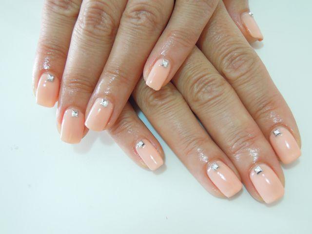 Coral Orange Nail_a0239065_1130054.jpg