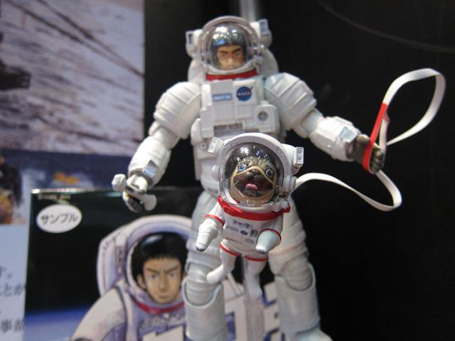 ライター第2段 「バンダイ 宇宙兄弟 1/10 ムッタ&アポEVAセット」レポートその2_c0166765_23322769.jpg