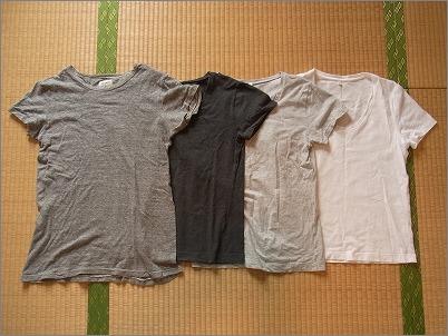 【 Tシャツの数と収納 】_c0199166_2338511.jpg