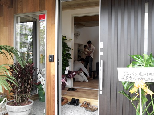 本日、いよいよ 南大阪初の平屋モデルハウスオープン!_a0242500_16244422.jpg