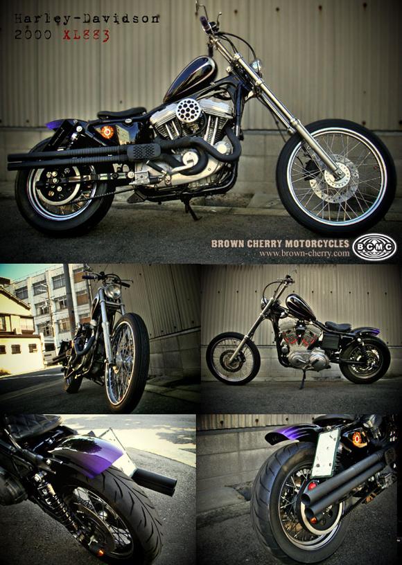 Harley-Davidson 2000XL883_c0153300_1650838.jpg