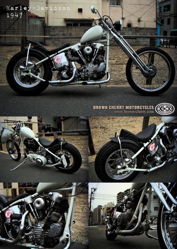 Harley-Davidson 1947 FL_c0153300_17205472.jpg