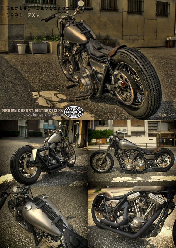 Harley-Davidson 1991FXR_c0153300_17224938.jpg