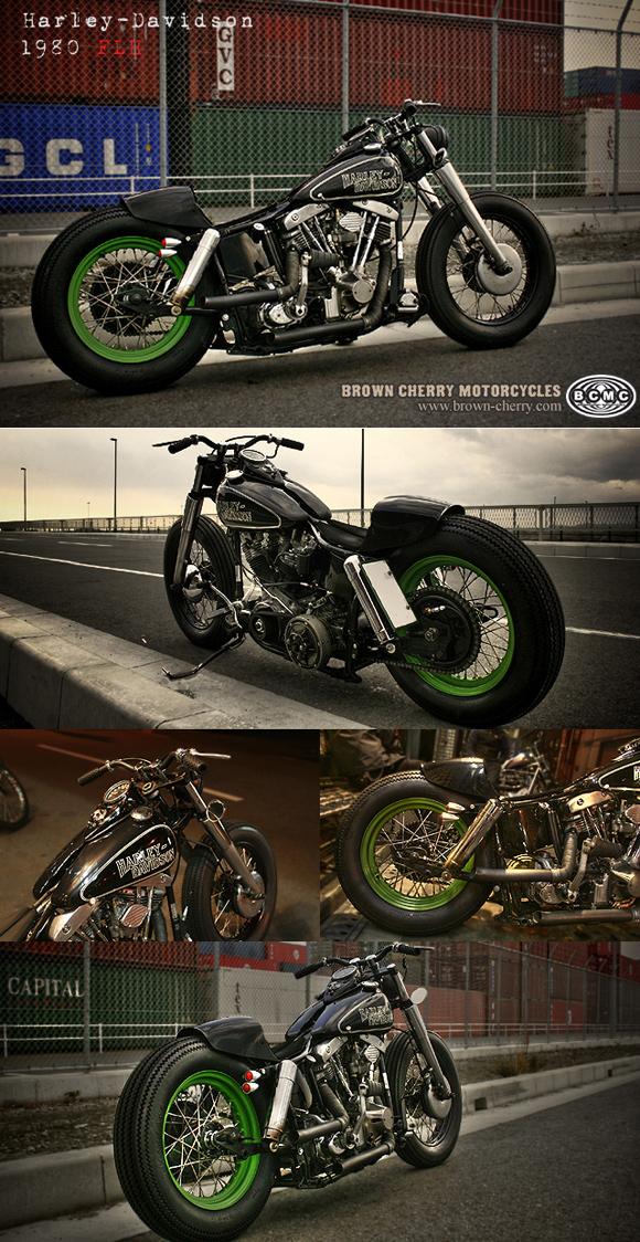 Harley-Davidson 1980FLH_c0153300_17282841.jpg