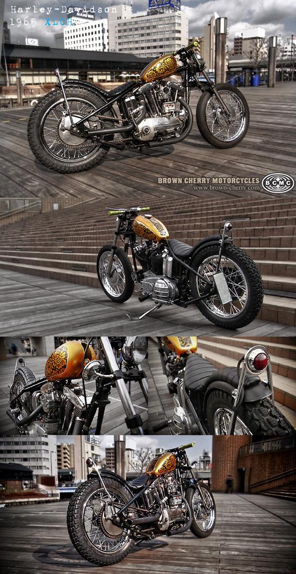Harley-Davidson 1965XLCH_c0153300_1729357.jpg
