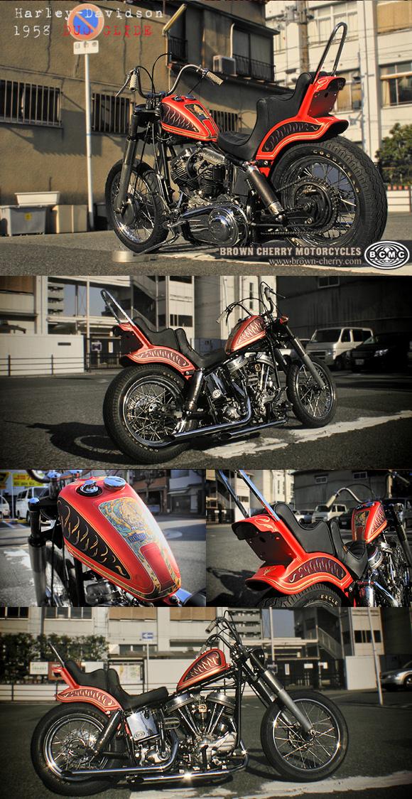 Harley-Davidson 1958 DUO GLIDE_c0153300_17322244.jpg