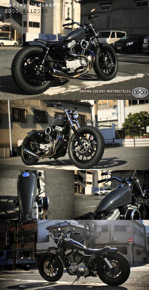 Harley-Davidson 2000XL1200S_c0153300_17332823.jpg