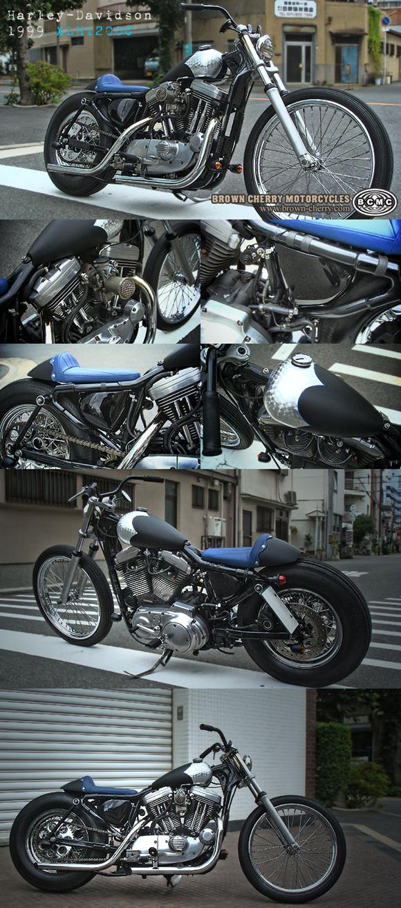 Harley-Davidson 1999 XLH1200C_c0153300_17361664.jpg