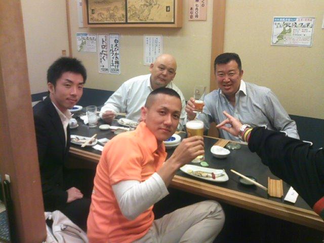 仲森さんと中嶋さんと工藤さんと阿部さんと会合(^^)_b0127002_20392740.jpg