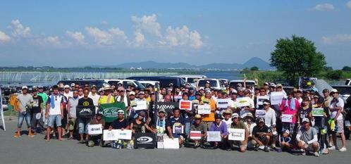 第7回 琵琶湖でバスフィッシングを楽しもう会_a0153216_20411240.jpg
